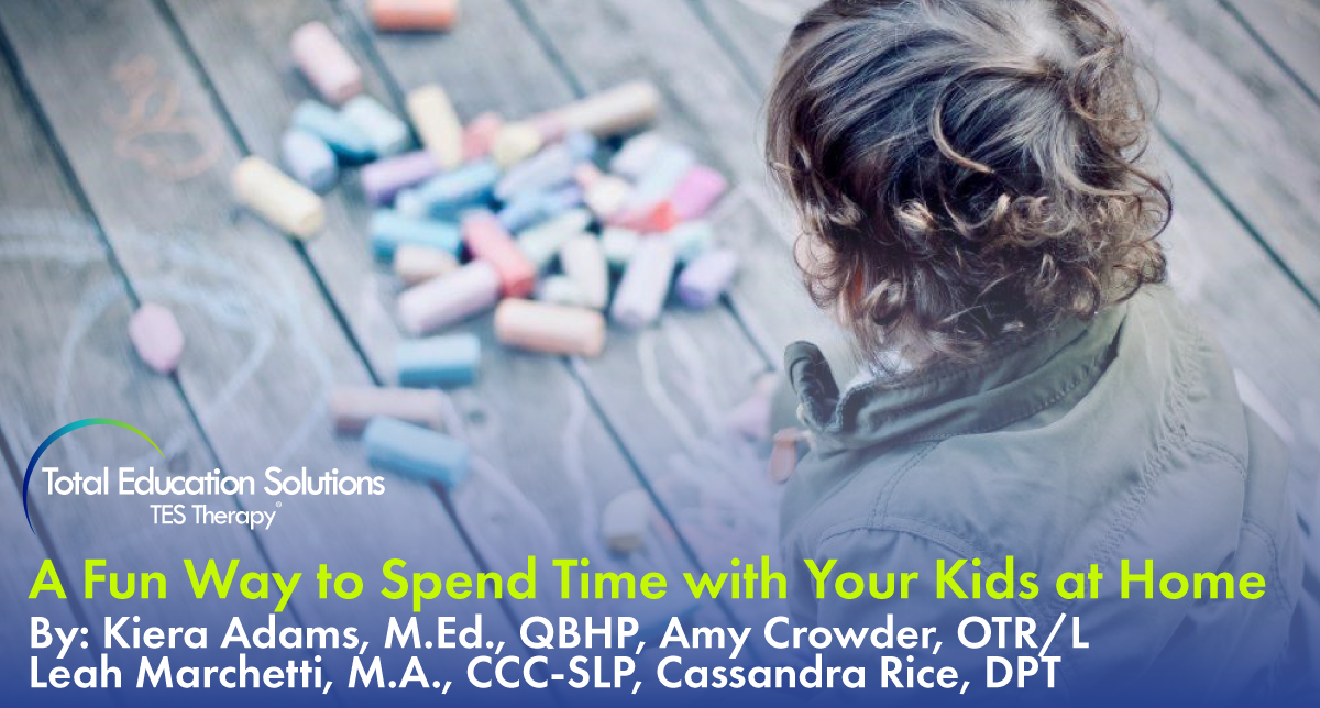 fun ways to spend time at home with kids