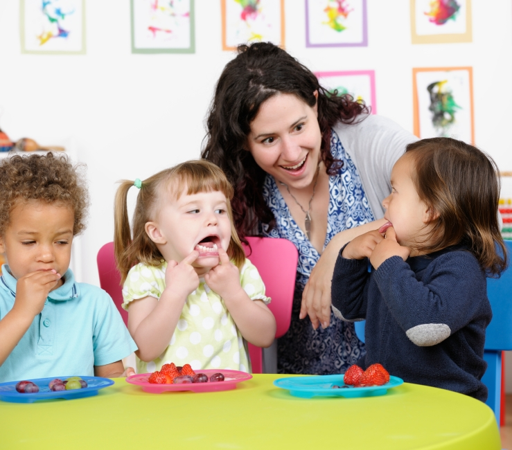 Our Feeding Therapists