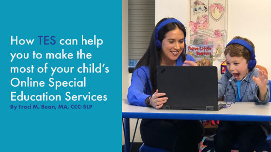 online special education services