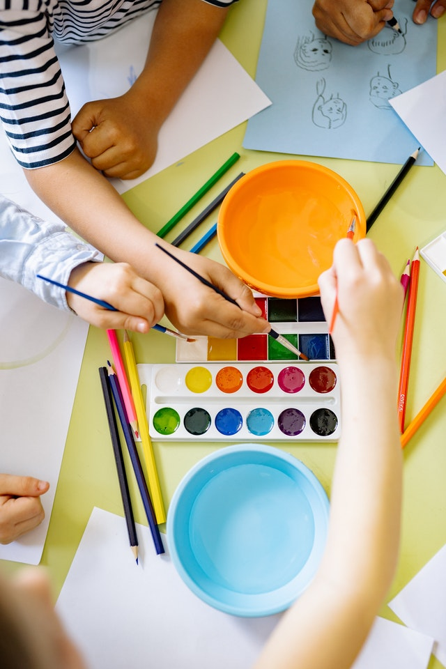 Is your child ready for Kindergarten? We can help by…